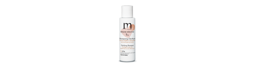 ORIGINE KERATINE Shampooing Clarifiant 100ml - MULATO