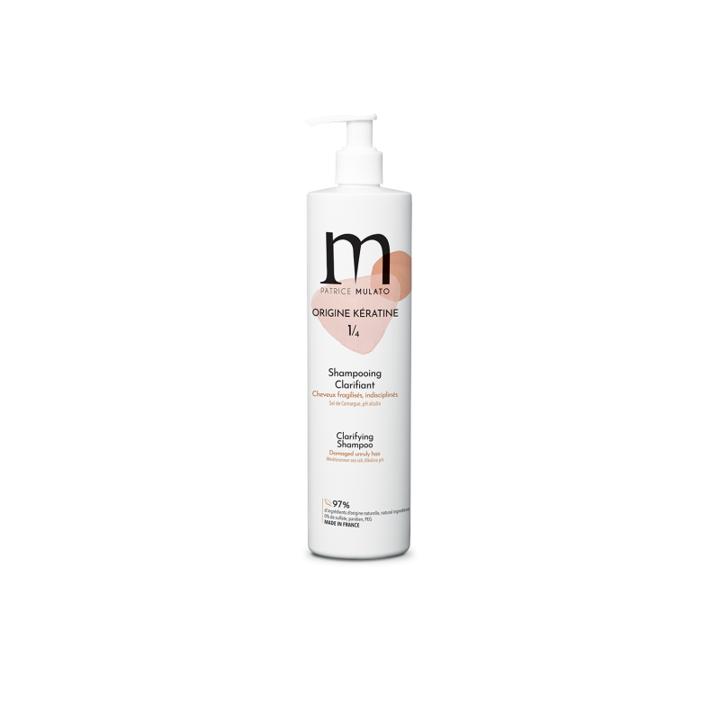 ORIGINE KERATINE Shampooing Clarifiant 500ml - MULATO