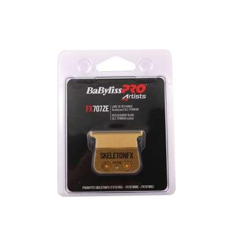 Lame de rechange FX707ZE - Tête pour Tondeuse de Finition - BaBylissPRO