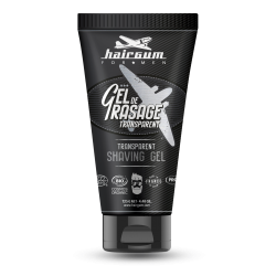 GEL DE RASAGE TRANSPARENT - HAIRGUM FOR MEN