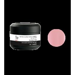 GEL UV & LED FLAMINGO ROSE 5G - Technigel - Peggy Sage