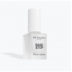 BASE ET TOP COAT 10ML - MESAUDA