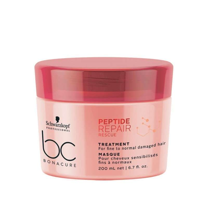 Masque Peptide Repair Rescue 200ml - BC Bonacure SCHWARZKOPF