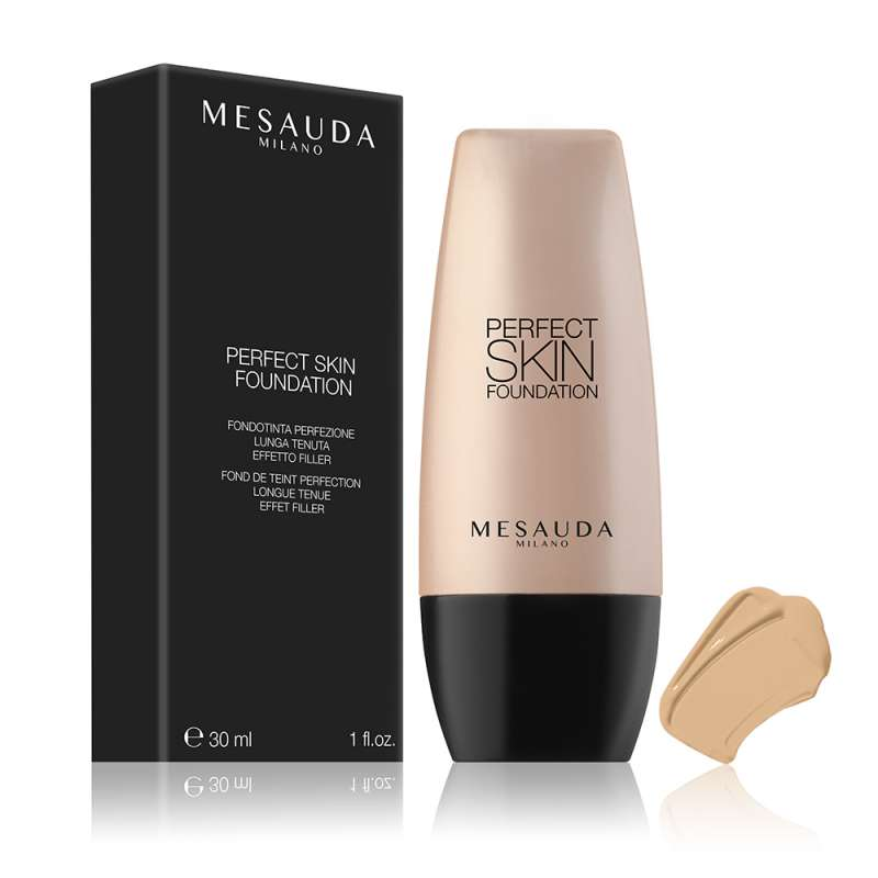 PERFECT SKIN FOUNDATION Fdt fluide SAND - MESAUDA