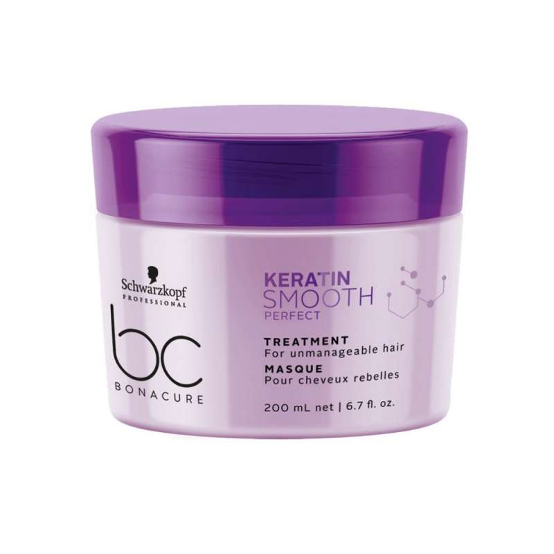 Keratin Smooth Perfect Masque 200ml - BC Bonacure SCHWARZKOPF