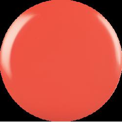 SHELLAC MAMBO BEAT 7,3 ML - ROUGE ORANGÉ - CND