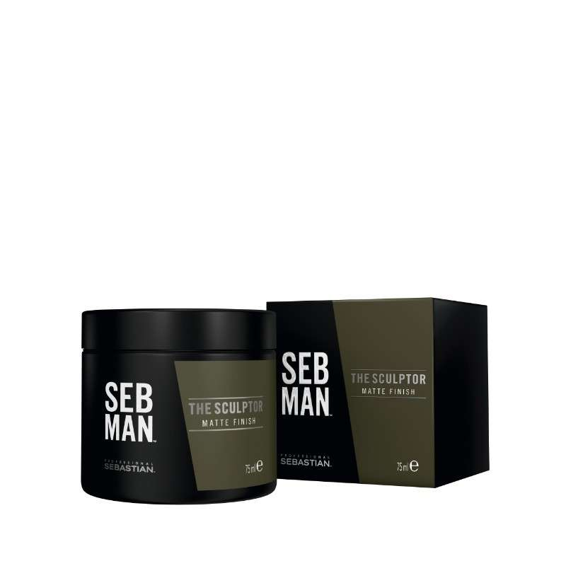 THE SCULPTOR SEB MAN - Argile mate 75 ml