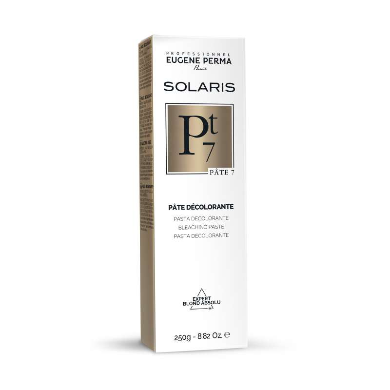 SOLARIS PATE DECOLORANTE Tube 250GR - 7 TONS