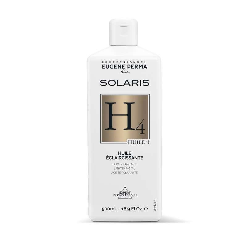 SOLARIS HUILE ECLAIRCISSANTE - HUILE 4 - 500ML