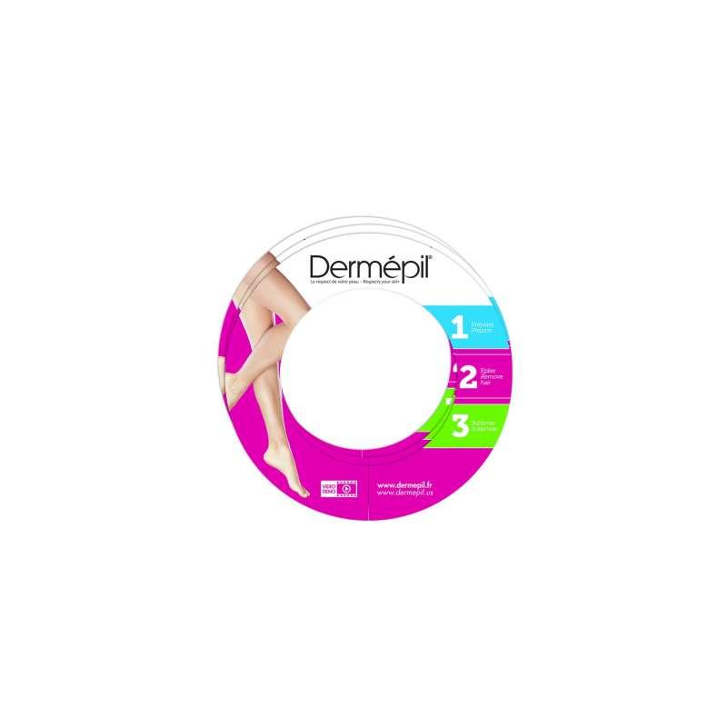 Collerettes de Protection-Propreté x10 - Dermépil®
