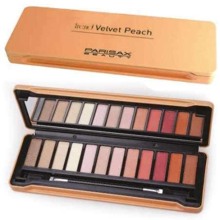 Palette Maquillage TREND VELVET PEACH - PARISAX