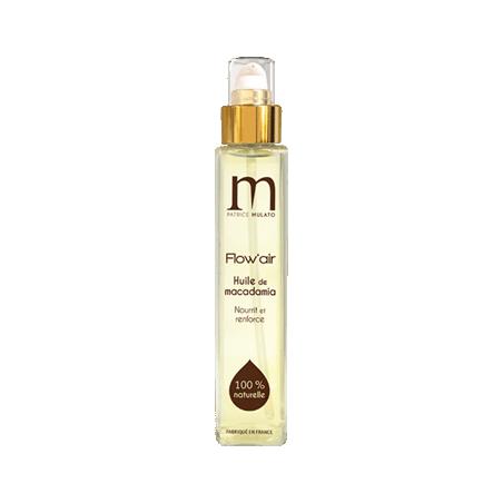 Huile Macadamia FLOW HAIR - MULATO