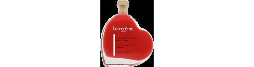 Crème moussante Fraise 100ml - BLANCRÈME