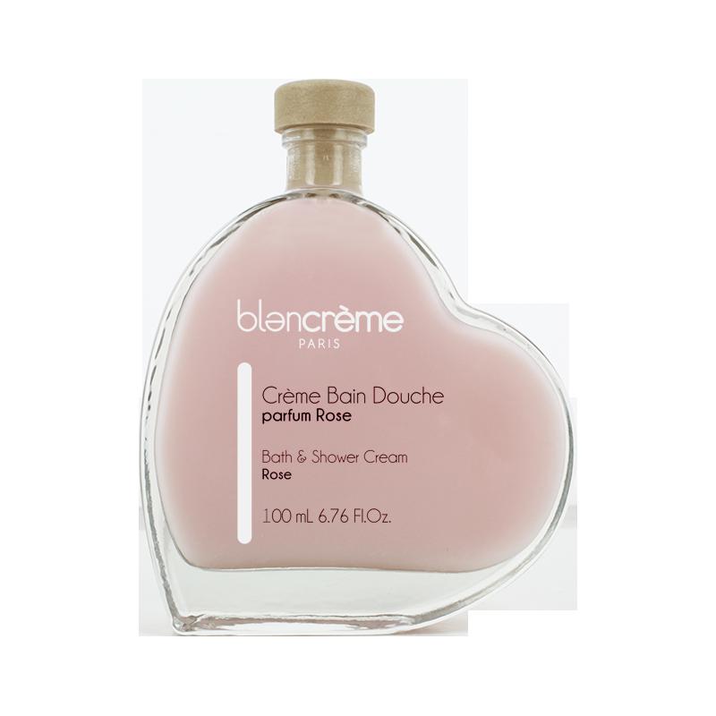 Crème moussante Rose 100ml - BLANCRÈME