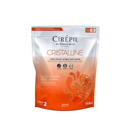 CIREPIL CRISTALINE - Cire à épiler sans bandes - Perron Rigot