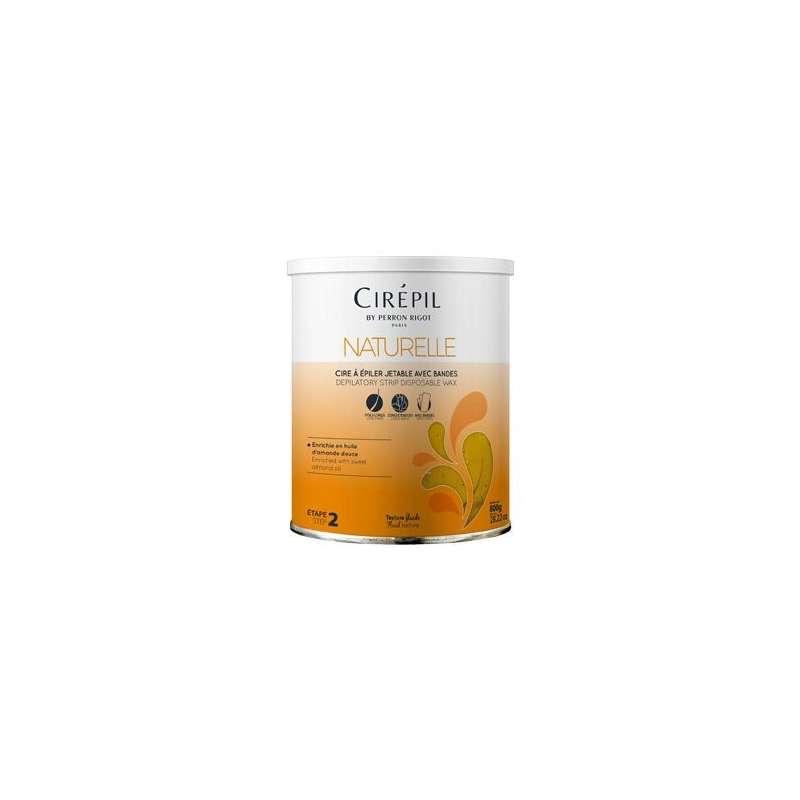 CIREPIL NATURELLE  - Pot avec bandes - Perron Rigot