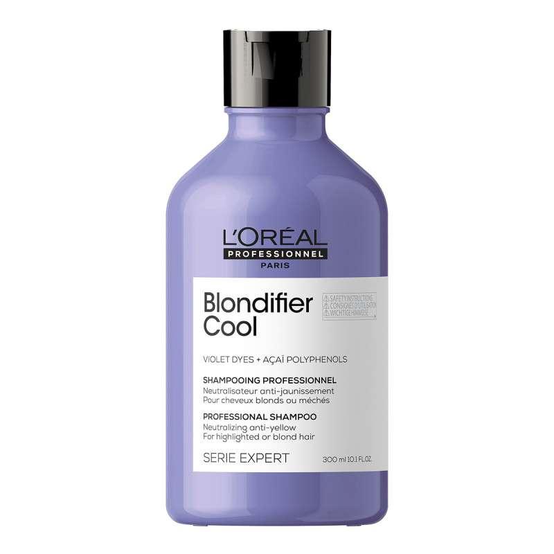 SHAMPOING BLONDIFIER *COOL* SERIE EXPERT 300ml - L'Oréal Professionnel