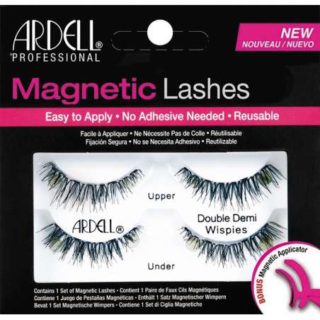 Faux Cils Magnetic Double DEMI WISPIES - ARDELL