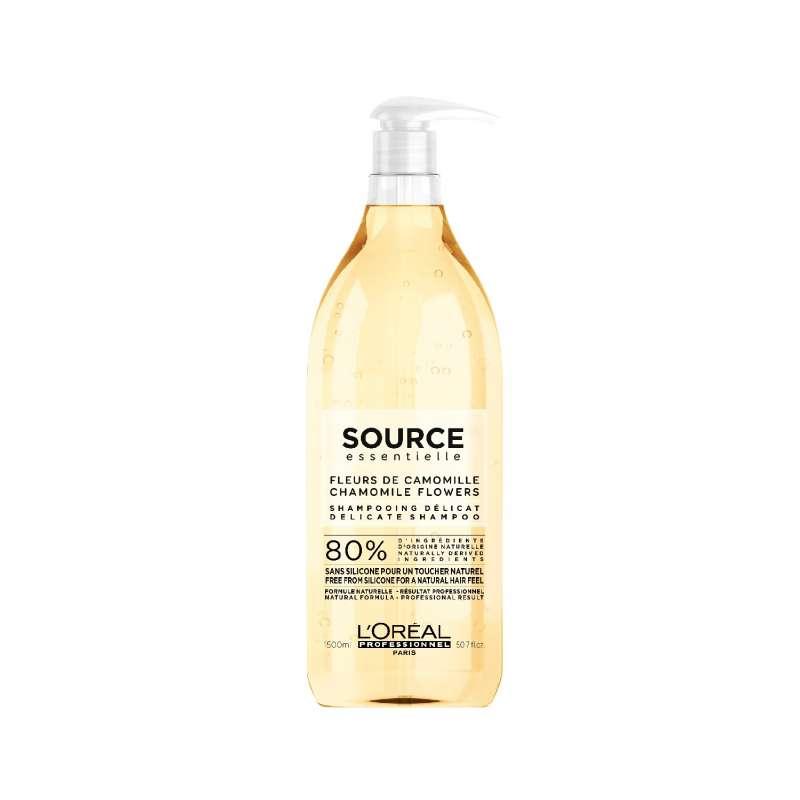 Shampooing Délicat 1500ml - SOURCE ESSENTIELLE