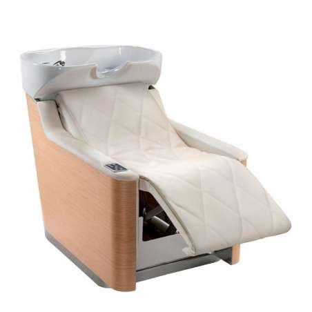 BAC A SHAMPOING GREEN STAR CLASS AIR MASSAGE MALETTI