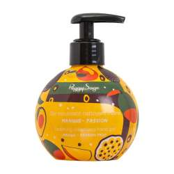 Gel Moussant Nettoyant Mains Mangue Passion 245ml - PEGGY SAGE