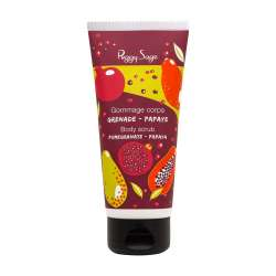 Gommage Corps Grenade Papaye  100ml - PEGGY SAGE