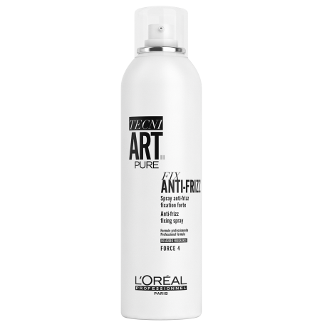 TECNI.ART FIX ANTI FRIZZ Spray Cheveux 400ml