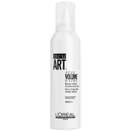 TECNI ART FULL VOLUME EXTRA - Mousse 250ml