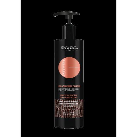 Shampooing ESSENTIEL Keratin Frizz Control - EUGENE PERMA Professionnel - 400ml