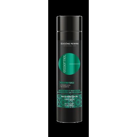 Shampooing KERATIN FORCE ESSENTIEL 250ML - Stimulant anti chute