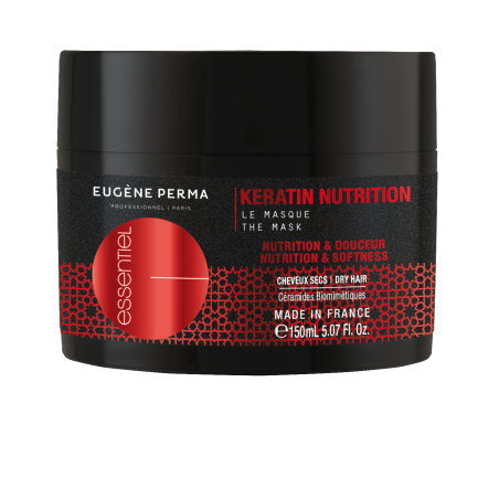 Masque KERATIN NUTRITION ESSENTIEL 150ml - EUGENE PERMA Professionnel