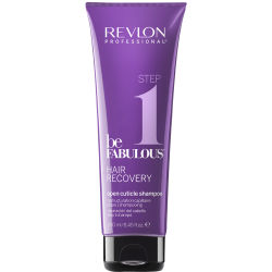 BE FABULOUS RECOVERY STEP 1 - OPEN CUTICLE CLEANSER/SHAMPOO 250ml