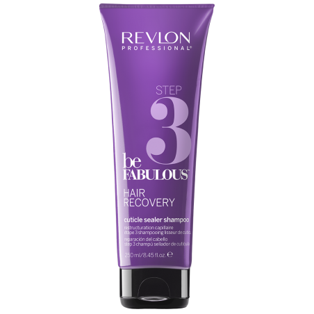 BE FABULOUS RECOVERY STEP 3 - CUTICLE SEALER CLEANSER/ SHAMPOO 250ml