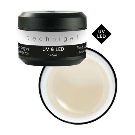 GEL UV & LED DE CONSTRUCTION FLUIDE pour ongles 50G - Peggy Sage