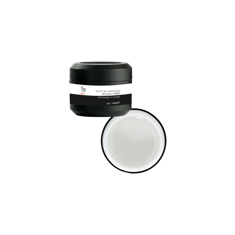 GEL UV DE CONSTRUCTION DUR pour ongles 15G - Peggy Sage