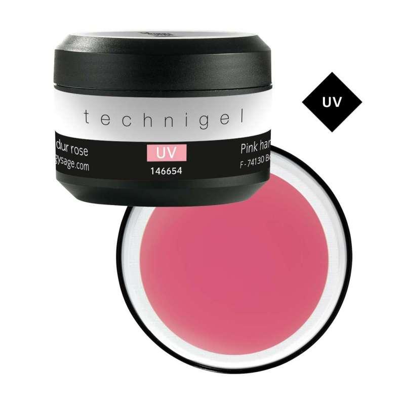 GEL UV & LED CONSTRUCTION DUR ROSE pour ongles 50G - Peggy Sage