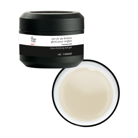 GEL UV FINITION GLOSS pour ongles 15G - Peggy sage