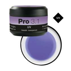 PRO 3.1 GEL DE CONSTRUCTION TRANSPARENT 50G