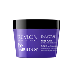 Masque BE FABULOUS DAILY CARE 200ml - Cheveux Fins et Normaux