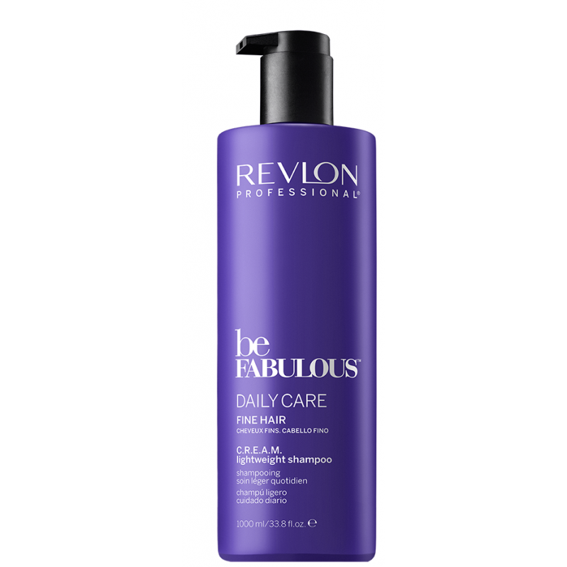 Shampooing BE FABULOUS DAILY CARE 250ml - Cheveux Fins et Normaux