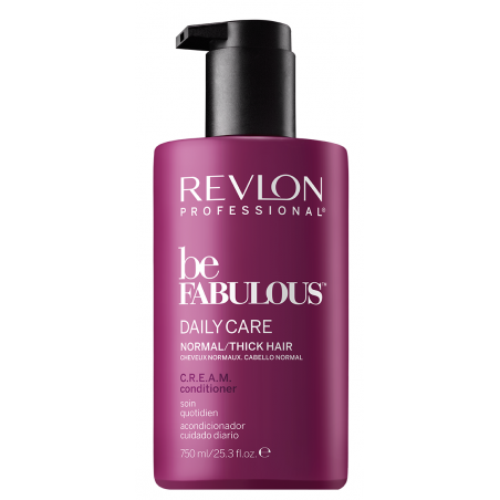 CONDITIONER BE FABULOUS DAILY CARE 750ml - Cheveux normaux à épais