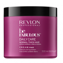 Mask BE FABULOUS DAILY CARE 500ml - Cheveux normaux à épais