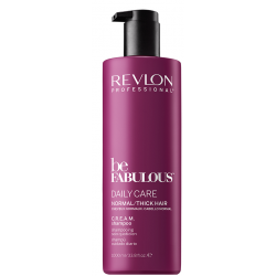 Shampooing BE FABULOUS DAILY CARE 1000ml - Cheveux normaux à épais