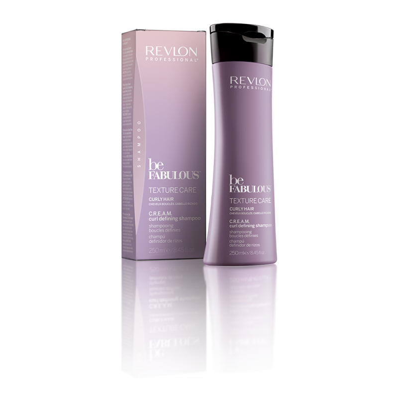 Shampooing BE FABULOUS Texture Care 250ml