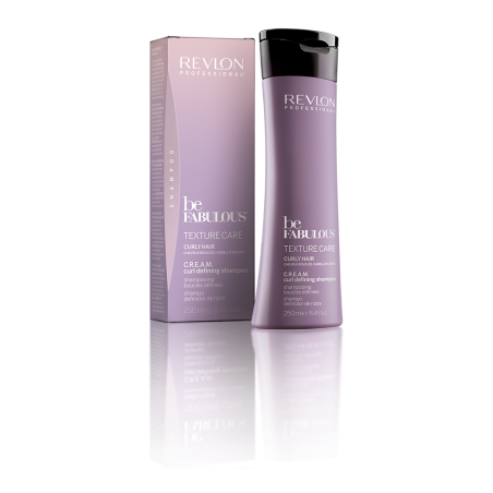Shampooing BE FABULOUS Texture Care Curly Hair 250ml