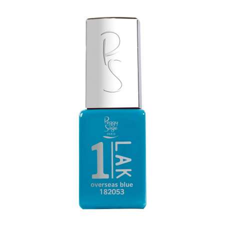 1-LAK OVERSEAS BLUE 5ML - Peggy Sage