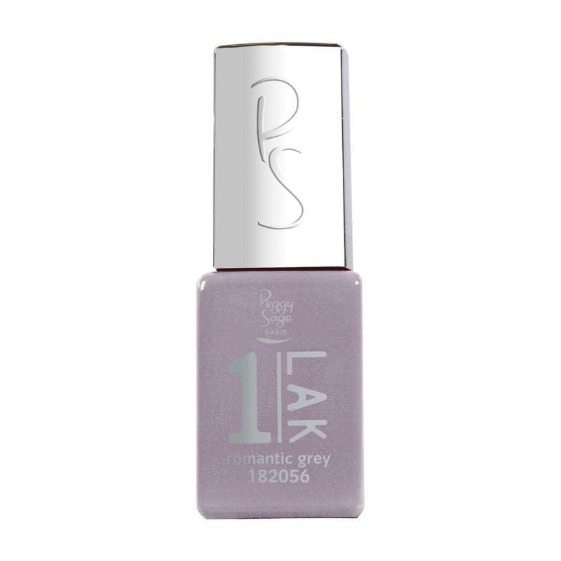 1-LAK ROMANTIC GREY 5ML - Peggy Sage