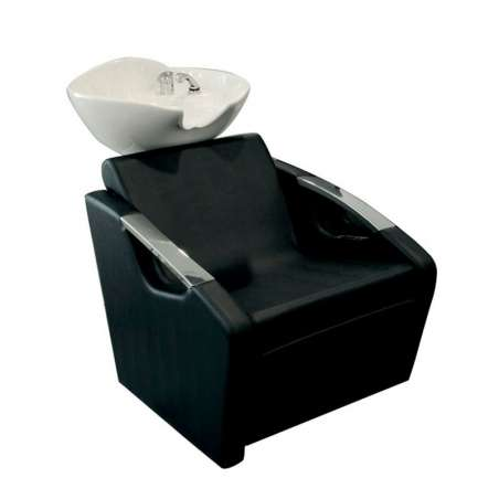 BAC A SHAMPOING SKYWASH FASHION FIXE MALETTI ( accoudoirs aluminium)