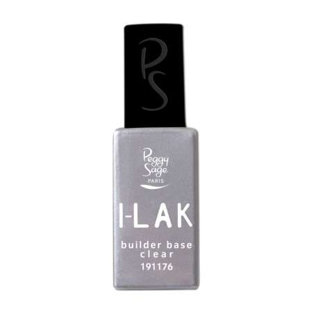 I-LAK BUILDER BASE CLEAR - 11ML Peggy Sage