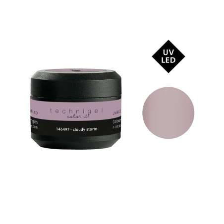 Gel Couleur CLOUDY STORM 5G - Technigel - Peggy Sage